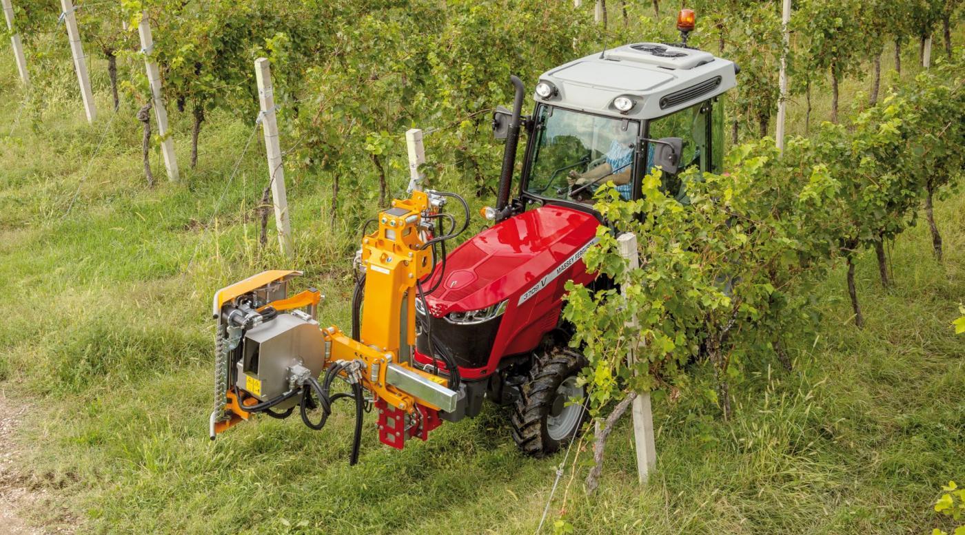 MF 3700 traktorius 8