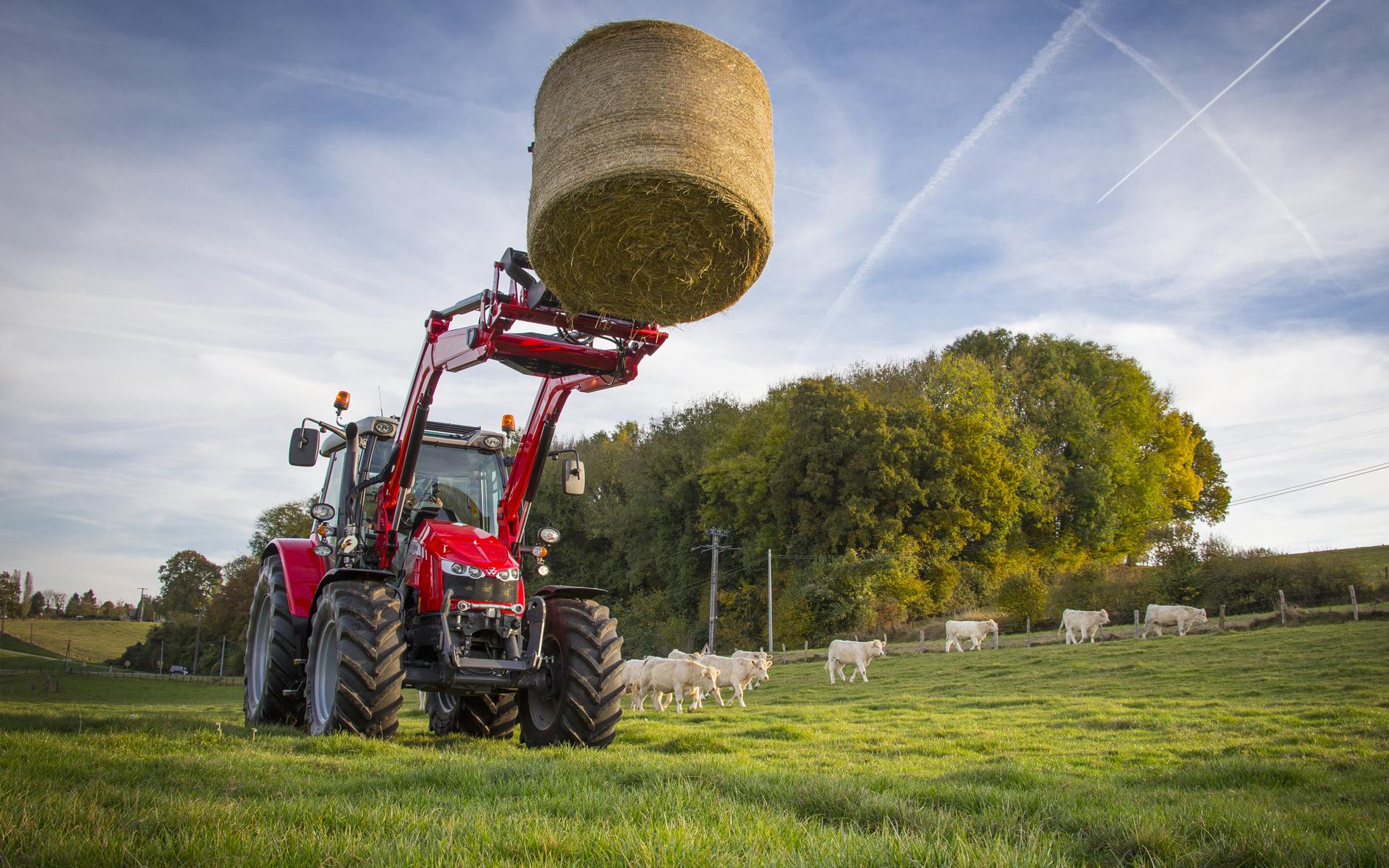 Massey Ferguson traktorius EWA