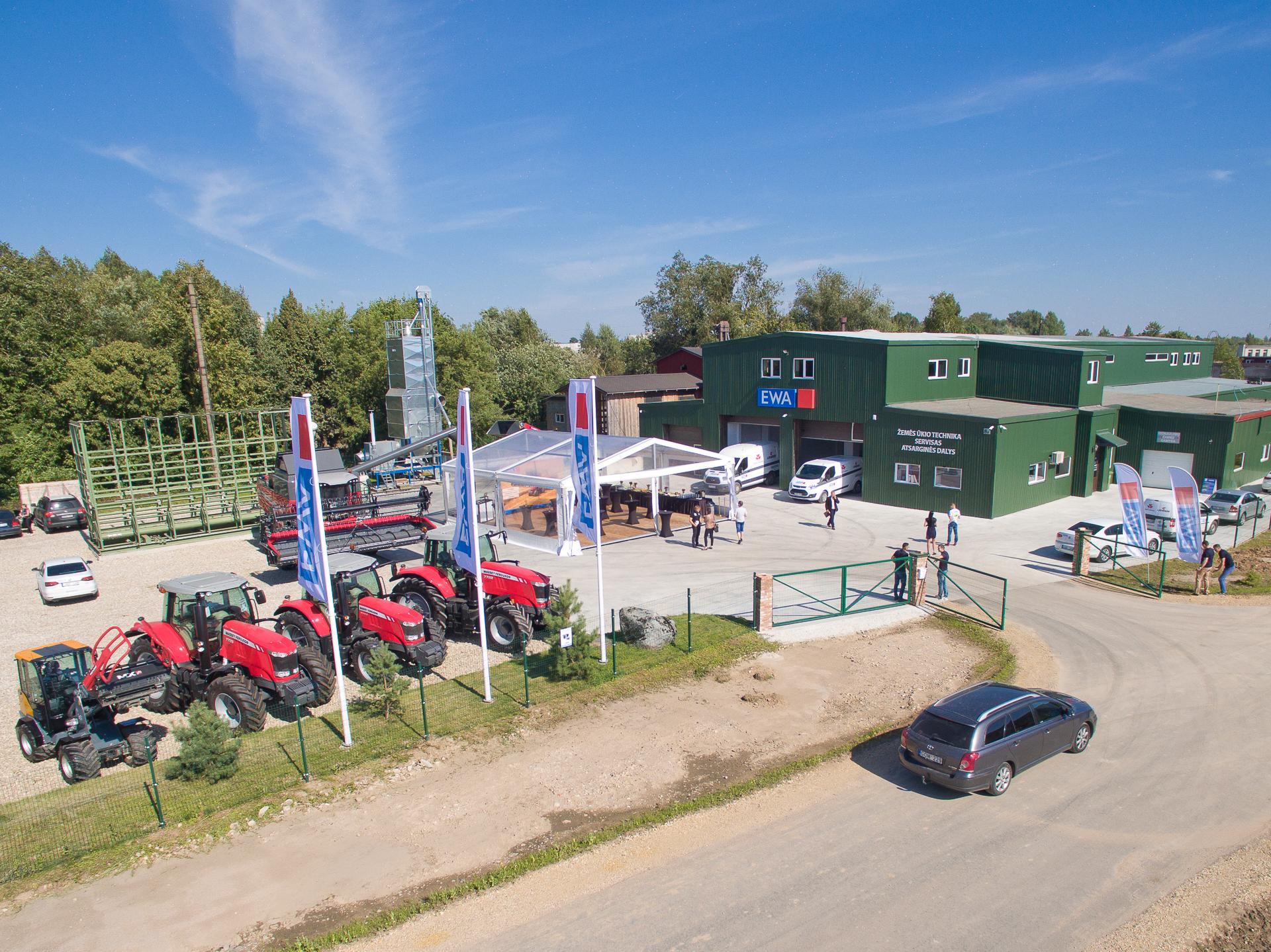 EWA Kupiškio ofisas